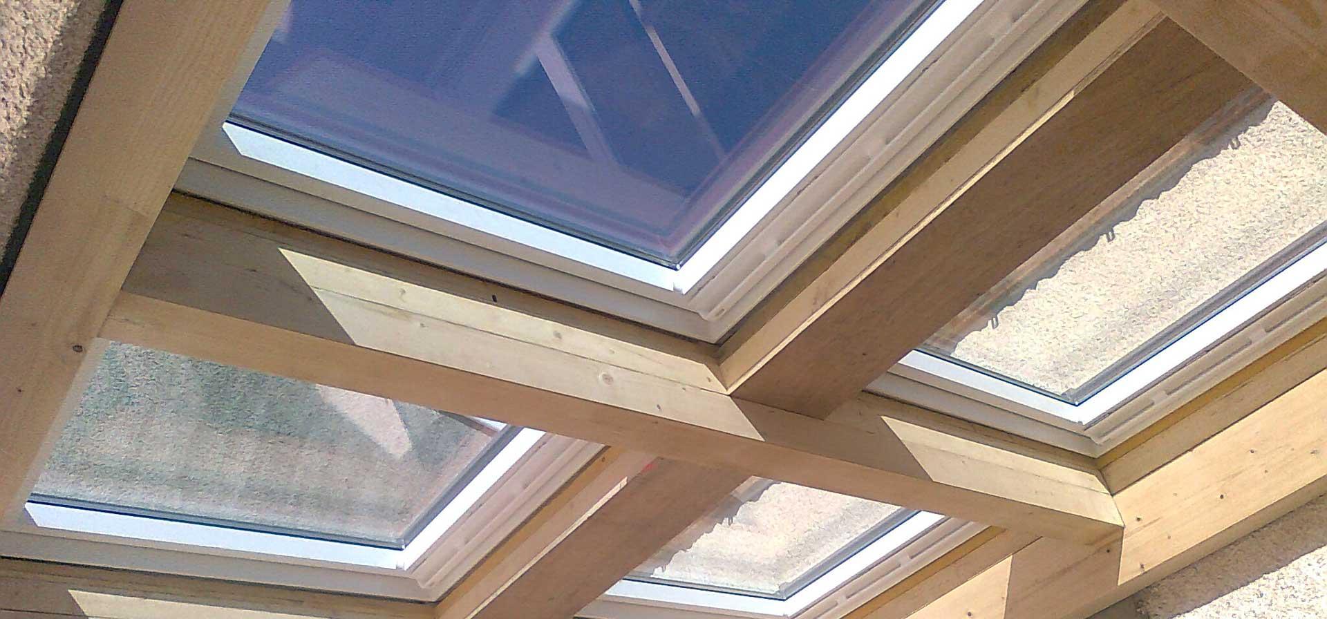 Installation de vos fen tres de toit verri res montpellier for Installation fenetre de toit